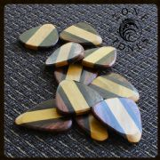 Zone Tones - Tin of 4 Guitar Picks | Timber Tones